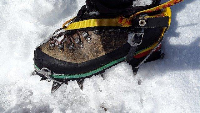 boty na led
