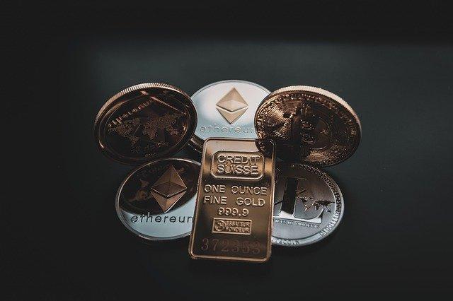 Bitcoin Peníze.