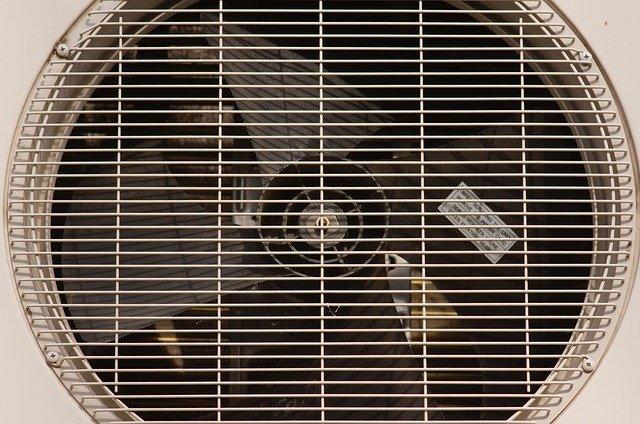 ventilace klimatizace