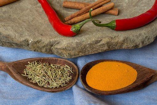 kurkuma chilli